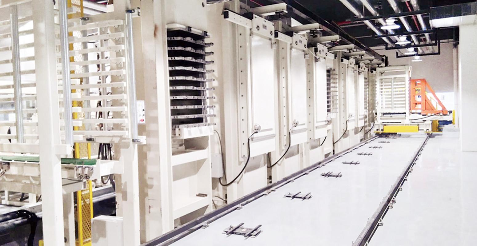 PCB真空层压机